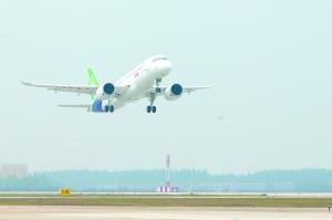 C919圆满首飞成功  万亿航空产业盛宴开启插图