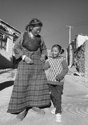 25头羊和西藏女孩的奔跑梦想
